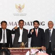 KPK Optimistis Saldi Isra Bisa Independen Sebagai Hakim MK