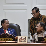 Jokowi akan Bentuk Pansel Pemilihan Pengganti Hakim MK Maria Farida