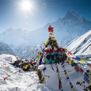 Menjejak Atap Dunia di Annapurna Base Camp