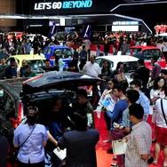 IIMS, Ajang Jualan Mobil Berwajah Motor Show
