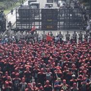 Demo Buruh KSPI di Jakarta Besok Dikawal 8.500 Polisi