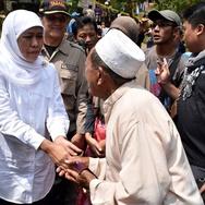 Sejumlah Kiai di Jatim Nyatakan Dukungan untuk Khofifah