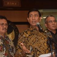 Wiranto Anjurkan Anggota HTI Ikut Organisasi Lain