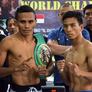 Jelang Pertarungan Gelar Juara WBC International