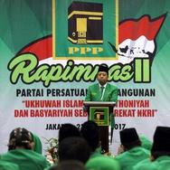 Ketum PPP: Wakil Ridwan Kamil di Pilgub Jabar Harus Santri Milenial