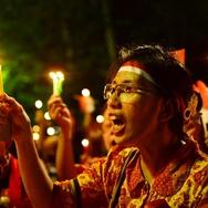 Survei: Pancasila Masih Laku, Mayoritas Menolak Khilafah