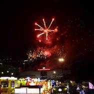 Pesta Kembang Api Pembukaan Jakarta Fair 2017
