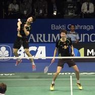Cina Raih Dua Gelar Juara Indonesia Open