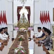 GNPF-MUI Tegaskan Pertemuan dengan Jokowi Tak Terkait Rizieq