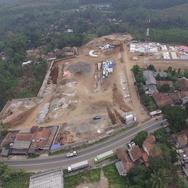 Menhub: Kereta Cepat Jakarta-Bandung akan Disambung dengan LRT