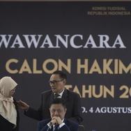Komisi Yudisial Ajukan Lima Nama Calon Hakim Agung
