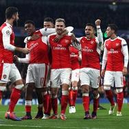 Hasil Liga Eropa: Arsenal Tundukkan Bate Borisov 4-2