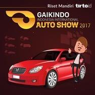 Visual Report: GIIAS 2017 - Pameran Otomotif Masa Depan