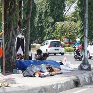 Omzet Penjual Perlengkapan Ospek UB Malang Turun Drastis
