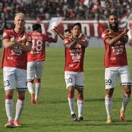 Bali United vs Perseru Serui 2-0