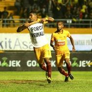 Jadwal GoJek Traveloka 26 September: Sriwijaya FC vs Persela