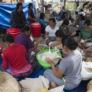 Jumlah Sementara Pengungsi Gunung Agung Kini 75.673 Jiwa