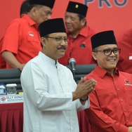 PDIP Usung Saifullah Yusuf-Azwar Anas di Pilgub Jatim 2018