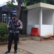 Koper Mencurigakan Diduga Bom Ditemukan di Polda Metro Jaya