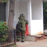 Temuan Tas di Polda Ternyata Berisi Pakaian Warga Malaysia