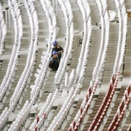 Progres Renovasi Stadion Gelora Bung Karno