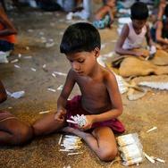 Kemiskinan dan Hukum yang Ngawur Dorong Perbudakan Anak di India