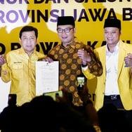 Ridwan Kamil Yakin Kasus Setnov Tak Pengaruhi Elektabilitasnya