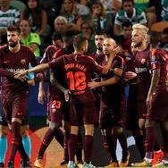 Hasil Liga Champions Leg Pertama 16 Besar Rabu 21 Februari 2018