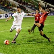 Hasil Indonesia vs Kirgistan: Timnas Gagal Menjuarai Tsunami Cup