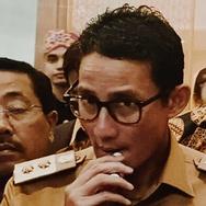 Dana Pilkada Tembus Rp100 M, Sandi Akui Tak Setor Mahar ke Prabowo