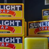 "Dulu Sabun Batangan ""Tjap Tangan"", Kini Sunlight Cair"
