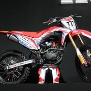 Pertarungan Panas Motor Trail Honda CRF150 Vs Kawasaki KLX150