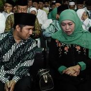 Soekarwo Sampaikan Pesan SBY untuk Khofifah-Emil di Pilgub Jatim