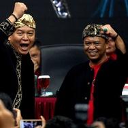 TB Hasanuddin-Anton Charliyan akan Daftar ke KPUD Jabar Sore Ini