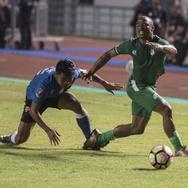 Hasil Pertandingan Persib vs PSMS Skor Babak Pertama 0-2