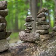 Batu Bersusun Hasil Kesabaran & Kecermatan, Bukan Makhluk Halus