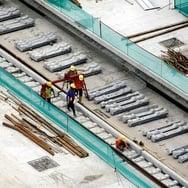 Proyek LRT Capai 63,01 Persen Per 15 Februari 2018