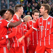 Muller dan Lewandowski Tampil Apik di  Laga Munchen vs Besiktas