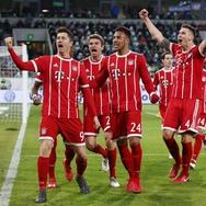 Hasil Bayern Munchen vs Besiktas di Liga Champions Skor Akhir 5-0