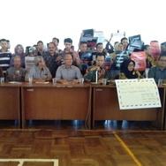 Ratusan Akademikus Yogyakarta Desak Ketua MK Arief Hidayat Mundur