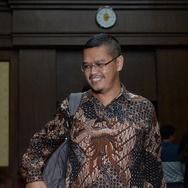 Yudi Widiana Bantah Tuntutan Jaksa Soal Kasus Suap Rp11,5 Miliar