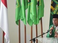 Perusakan Kantor DPP PPP oleh Orang Tak Dikenal