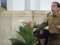 Pertumbuhan Ekonomi 2017 Tertinggi Sejak Jokowi Jabat Presiden