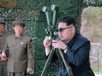 Rudal Korea Utara Gagal Meledak dalam Uji Coba Terbaru