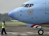 Penerbangan Garuda Batal Bukan karena Pesawat Kepresidenan