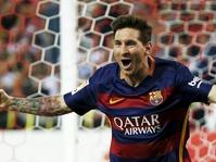 Barcelona Pecundangi Real Madrid 3-2 di Santiago Bernabeu