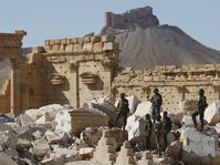 Tentara Suriah Amankan Jalur Palmyra-Deir al-Zor