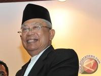 Ma'ruf Amin Dikukuhkan Gelar Guru Besar Kehormatan