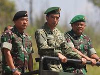 TNI Bantah Isu Keterkaitan Makar Lembaganya