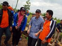 Indonesia Jadi Percontohan Restorasi Lahan Gambut Sedunia